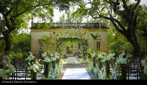 miami wedding photography vizcaya museum gardens