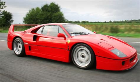 However, the ferrari f40 is an automotive masterpiece that is equal parts legend and icon. The History and Evolution of the Ferrari F40