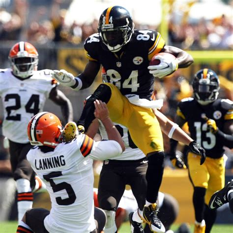 Antonio Brown Reportedly Fined for Cleating Punter Spencer ...