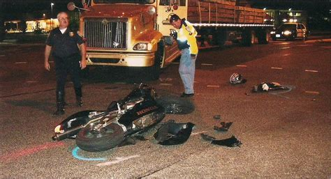 Worst Motorcycle Accident.