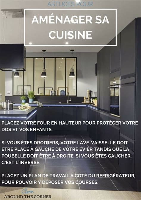 comment agencer sa cuisine comment agencer sa cuisine amnager sa cuisine optimiser 15 bonnes ides comment amnager une