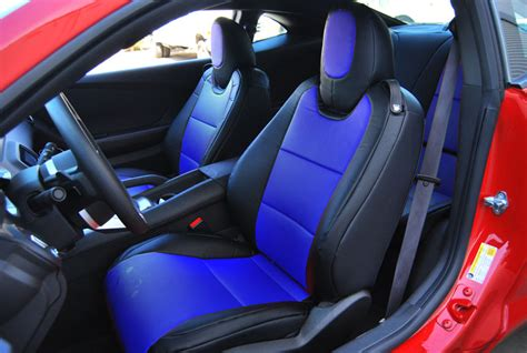corvette   synthetic leather  faux suede seat