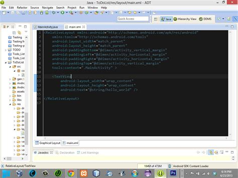 android programming how to create an android apps from scratch