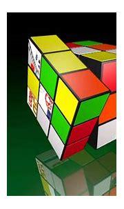 Rubik's Cube - 3D animation - YouTube