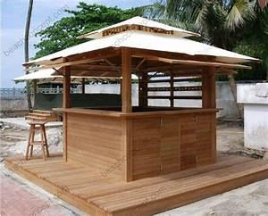 Bar Exterieur En Bois : beach concept concept design ~ Premium-room.com Idées de Décoration