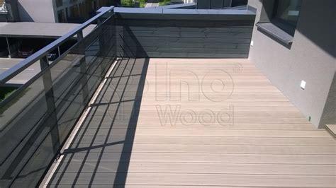 Terases dēļi PVC platsmasas kompozīta materiāla | AKOLAT - Būvmateriālu interneta veikals