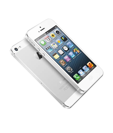 cricket iphone 5 apple iphone 5 16gb smartphone for cricket white