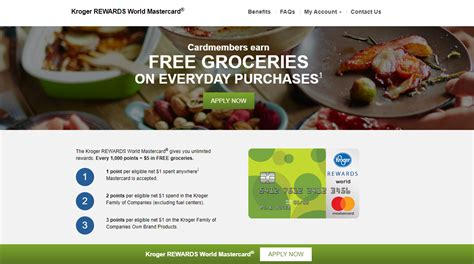 Maybe you would like to learn more about one of these? www.krogermastercard.com - Kroger MasterCard Application & Login Guide