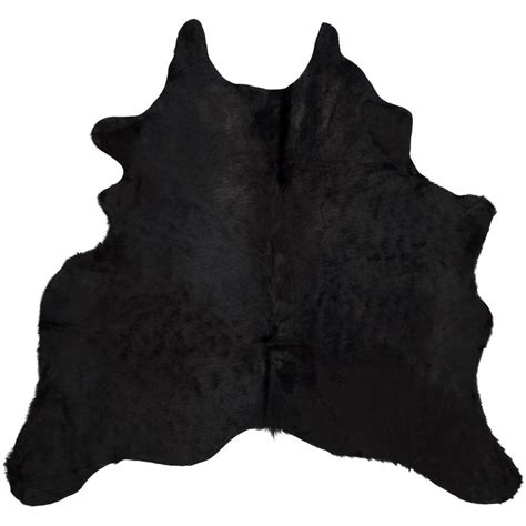 Safavieh Cowhide Rug by Safavieh Cow Hide Black Brown 4 Ft X 6 Ft Area Rug