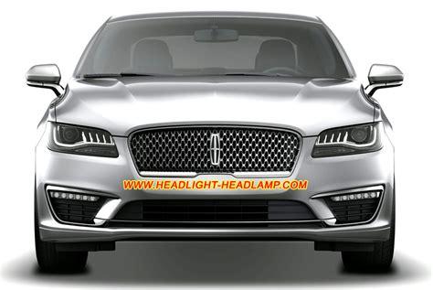 Lincoln Mkz Halogen Xenon Standard Normal