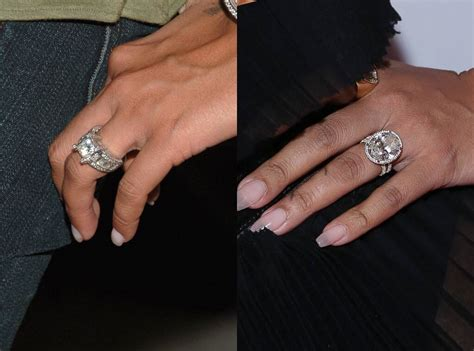 5 who upgraded their engagement rings e