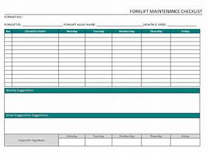 Download Heavy Duty Truck Preventive Maintenance Checklist