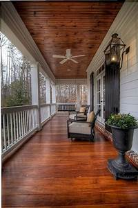 38, Top, Rustic, Porch, Ideas, To, Decorate, Your, Beautiful, Backyard