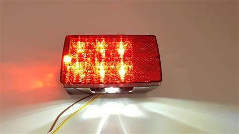 Led Submersible Trailer Lights by 6 Quot Submersible Led Lights For Trailer Trucks Rvs