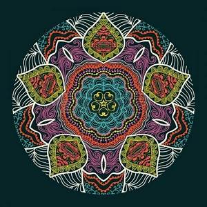 47 best images about mandalas on Pinterest | Persian ...