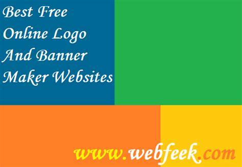 Best Free Online Logo And Banner Maker Websites  It Pc World