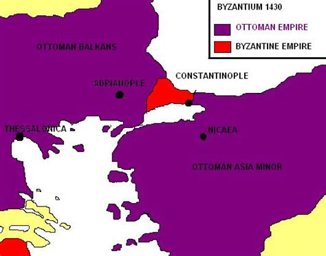 Ottoman Byzantine by Why Did Constantine Move The Capital To