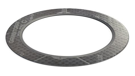 Gambitgraf Gasket Cut From A Graphite Sheet