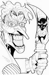 Coloring Pages Scary Clown Joker Pennywise Knife Adults Evil Creepy Drawing Clowns Scariest Printable Draw Getdrawings Netart Print Popular Comments sketch template