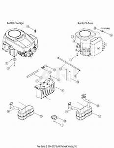 Mtd 13ax605g755  2006  Parts Diagram For Engine Accessories