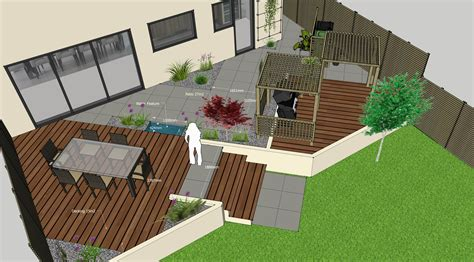 build home  blank canvas garden design concepts