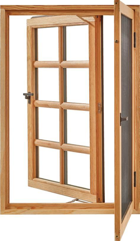 sierra pacific windows window casement  wood sedona pushout casement residential