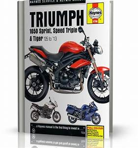 Triumph 1050 Sprint St  Speed Triple  Tiger  2005