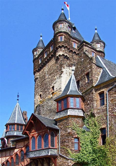 62 Best Kastelen D Reichsburg Cochem Images On Pinterest