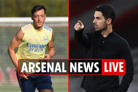 22:15 Arsenal LIVE News: Ozil lashed out as Arteta 'I did ...