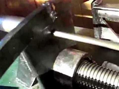 home  button rifling machine youtube