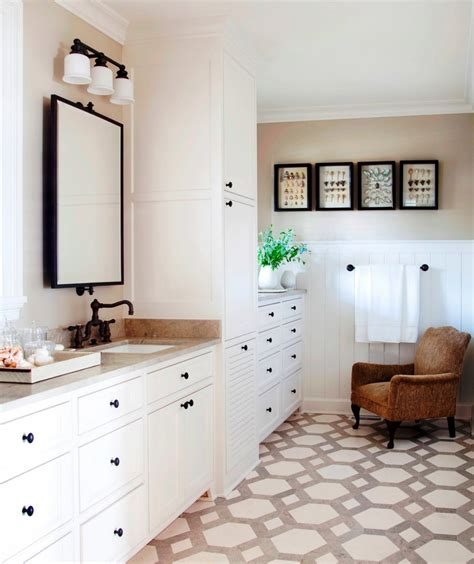 Vintage Bathrooms Designs by 36 Ideas And Pictures Of Vintage Bathroom Tile Design