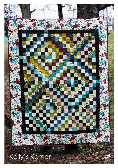 trip around the world quilt pattern s korner trip around the world