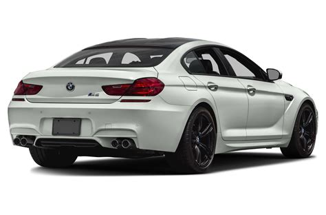 2016 bmw m6 gran coupe price photos reviews features