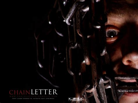 chain letter  horror movies wallpaper