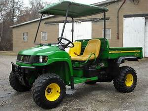 2005 John Deere Hpx 4x4 Gator For Sale From New South