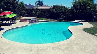 Pool Trouble