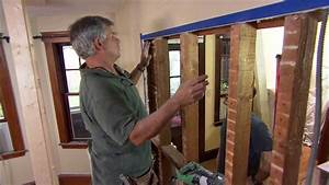 How to Remove a Load-Bearing Wall - This Old House - YouTube