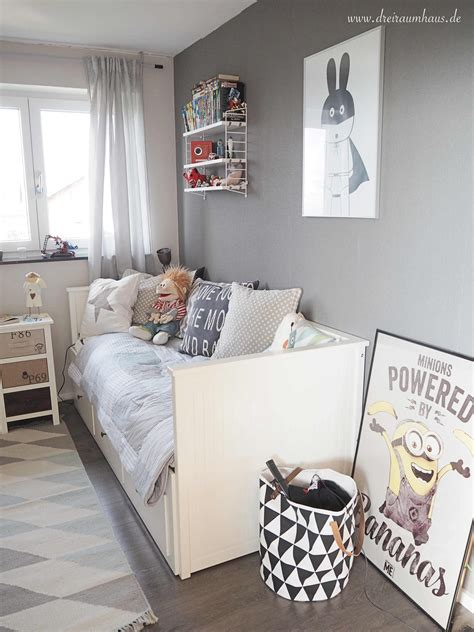 Dreiraumhaus Kinder Räume Kinderraeume Kinderzimmer