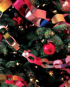 Diy, Christmas, Tree, Garland, Ideas, To, Personalize, Your, Holiday