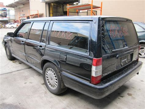 Volvo 960 Parts by Parting Out 1995 Volvo 960 Stock 100656 Tom S