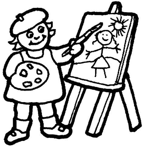 dessins de metiers  colorier