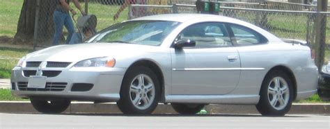 05 Dodge Stratus by File 03 05 Dodge Stratus Coupe Jpg Wikimedia Commons