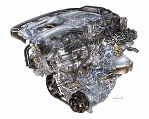 2012 Chevrolet Camaro 3 6-liter V6 Engine   Pic