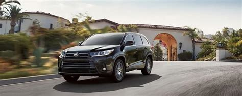 toyota highlander configurations toyota highlander trim levels