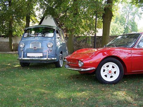 Small Fiats by Fiat 600 D Multipla Fiat 850 I Fiats