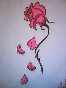 Enchanted Rose by EnchantedBlueRose on DeviantArt