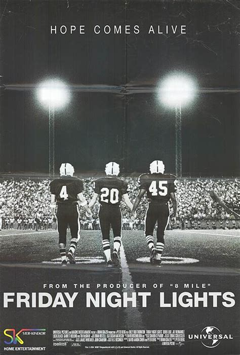 friday night lights  posters   poster