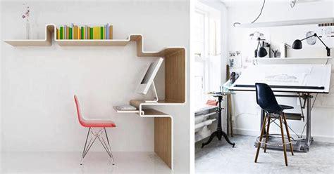 plan travail bureau bureau plan de travail photos de conception de maison