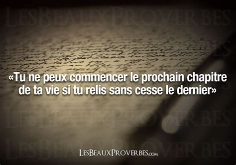 les beaux proverbes proverbes citations et pens 233 es positives 187 187 le prochain chapitre