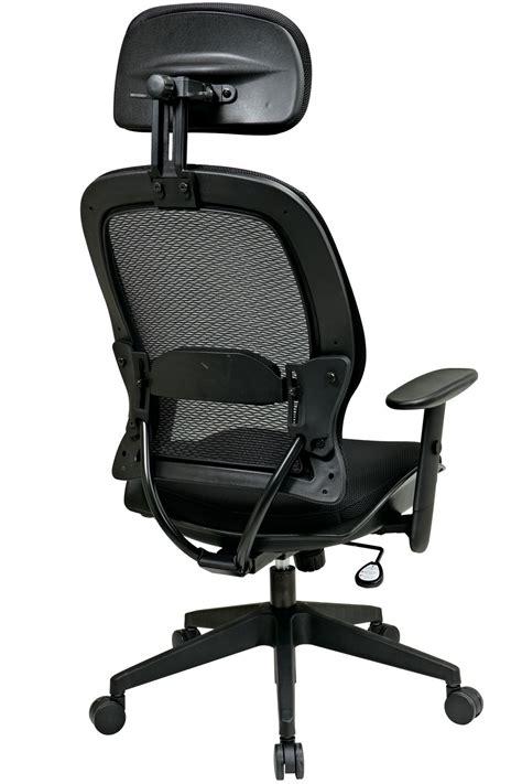 55403 office air grid mesh high back office chair